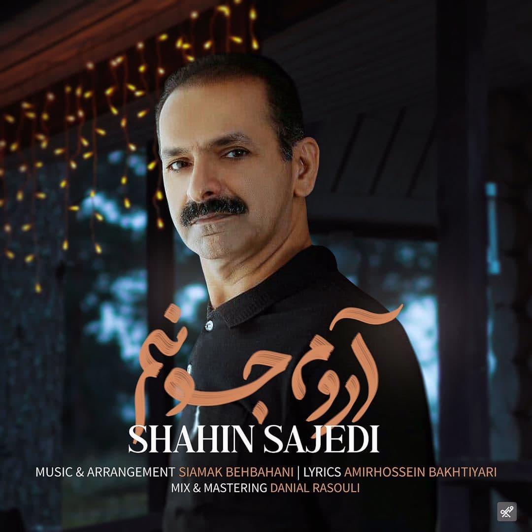 دانلود موزیک جدید شاهین ساجدی آرومه جون